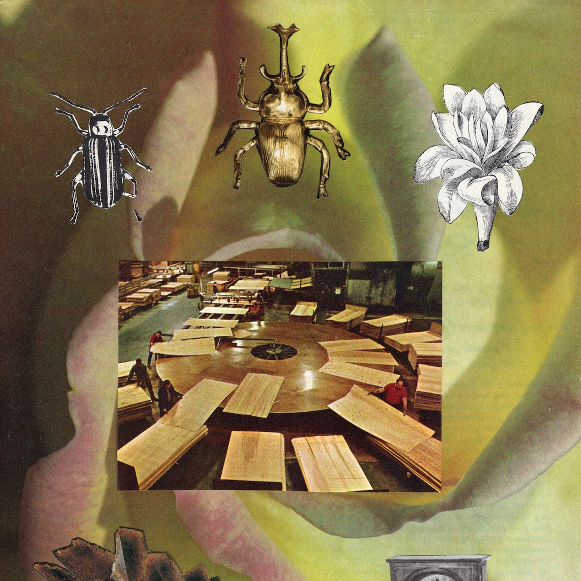 Collage Your Own Writing Prompt